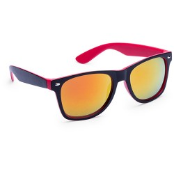 GAFAS DE SOL COLORS - ROJO