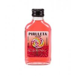 PETACA CRISTAL PIRULETA 100...