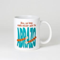 Taza cerámica Abu no hay...