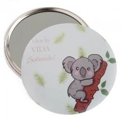 Espejos con frases Koala