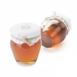 Miel orcio con almendras