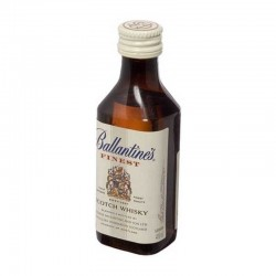 Botella Whisky Ballantines
