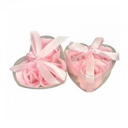 Jabones Decorativos Color Rosa