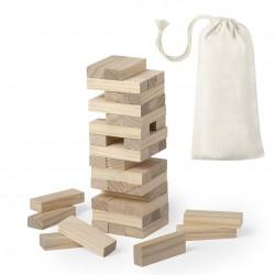 Juego Torre habilidad Madera