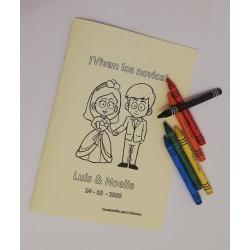 Cuadernillo Colorear Niños...