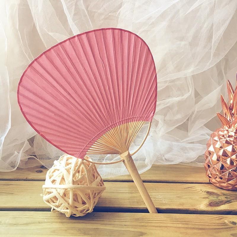 Pai pai bambú rosa