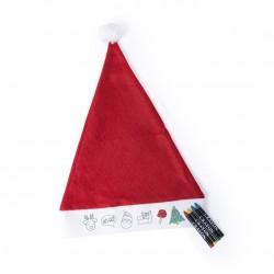 Gorro Papa Noel Niño Para...