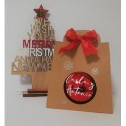 Bola Navidad Personalizada...