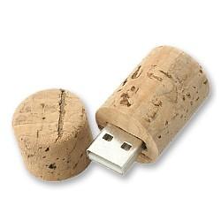 USB CORCHO TAPÓN BOTELLA...